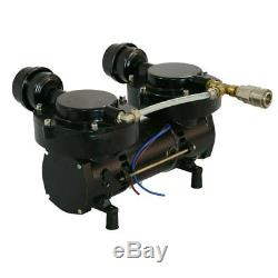 12V 160W Air Compressor, Hookah Dive System, Oil-less Diaphragm Pump
