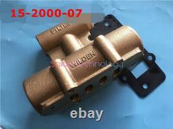 15-2000-07 For WILDEN Diaphragm Pump 3 Inch Air Valve Air Valve Reversing Valve