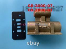 1PC 08-2000-07,08-2008-01 diaphragm pump 2 inch air valve air valve air valve