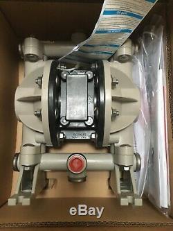 1/2 ARO Ingersoll-Rand Air Diaphragm Pump 66605J-3EB