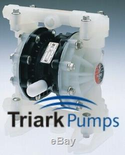 1/2 Graco Husky 515 / AT15/VA15 Air Diaphragm Pump AODD (Poly/Santo) D5B966