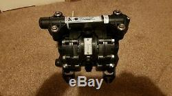 1/2 Graco Husky 515 / AT15/VA15 Air Diaphragm Pump ATEX (Acetal/PTFE) D5A211
