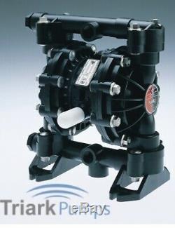 1/2 Graco Husky 515 / AT15/VA15 Air Diaphragm Pump (Acetal/Santoprene) D5A266