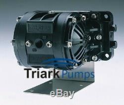 1/4 Graco Husky 205 / AT06/VA06 Air Diaphragm Pump ATEX (Acetal/PTFE) D11021