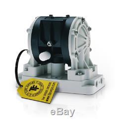 1/4 Graco Husky 205 / AT06/VA06 Air Diaphragm Pump ATEX (poly/PTFE) D12091