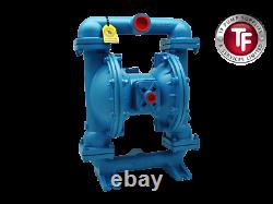 1.5 Enviroflex Air Diaphragm Pump- Cast Iron/Buna-N/Atex-Sandpiper Compatible