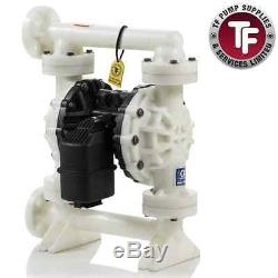 1.5 Graco Husky 15120 / AT40/VA40 Air Diaphragm Pump AODD (Poly/PTFE) 654504