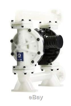 1 Graco Husky 1050 / AA25/VA25 Air Diaphragm Pumps AODD (Poly/Sant) 649021