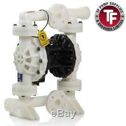 1 Graco Husky 1050 Air Diaphragm Pump AODD (PVDF/Sant/Sant) 649025
