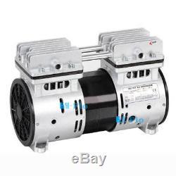 220V Mini Diaphragm Dental Medical Lab Vacuum Pump 550W Air Pump 2.4CFM