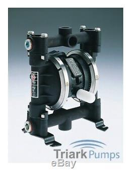 3/4 Graco Husky 716 / AT15/VA15 Air Diaphragm Pump (Aluminium/PTFE) D5C311