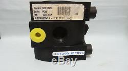 ALMATEC E-Series E 08 UTT Diaphragm pump Air pressure (max) = 7 Bar (100 psig)