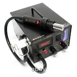 AOYUE Int852 Hot Air Station Digital SMD Rework Station