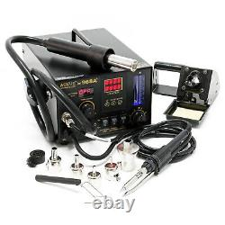 AOYUE Int968A+ Repairing Station Hot Air Soldering Station 3in1