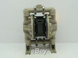 ARO 666053-282 Air Pneumatic Plastic Diaphragm Pump 100PSI 1/2NPT Tested