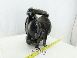 ARO 6661003C9C 1 Aluminum Air Double Diaphragm Pump 35 GPM 150°F