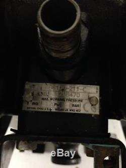 ARO 666100-211-C Al 1-1/2 Air-Operated Double Diaphragm Pump 120PSI 35GPM