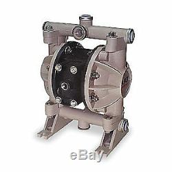 ARO Double Diaphragm Pump, Air Operated, 150F, 66605J-388