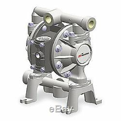 ARO Double Diaphragm Pump, Air Operated, 150F, PD05P-ARS-PUU-B