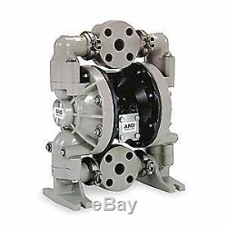 ARO Double Diaphragm Pump, Air Operated, 1, 6661A3-34B-C