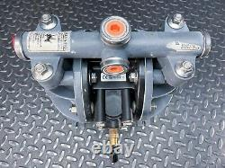 ARO Ingersoll Rand 66605H-644 ½ Non-Metallic Diaphragm Pump