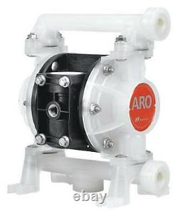 ARO PD03P-ADS-DCC Double Diaphragm Pump, Air Operated, 180F