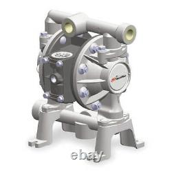 ARO PD05P-ARS-PUU-B Double Diaphragm Pump, Air Operated, 150F