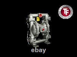 Aftermarket Sandpiper S15B1SGTABS600 Air Diaphragm Pump 1.5 BSP(SS/PT/PT/PT) EX