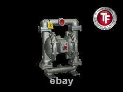 Aftermarket Sandpiper S20B1SGTABS600 Air Diaphragm Pump 2 BSP(SS/PT/PT/PT) Atex