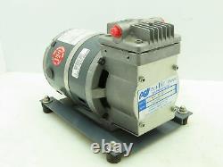 Air Dimensions R221-AT-AA1 Dia-Vac Diaphragm Pump 1/4NPT 1/8HP 1PH 5KH33FNB5771