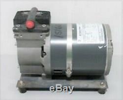 Air Dimensions R221-BT-AA1 Diaphragm Sampling Pump, 22 Ecc, 1 Alum TefCo Head