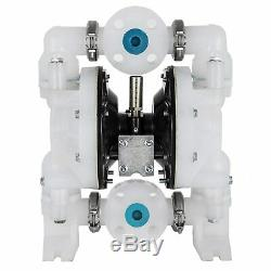 Air-Operated Double Diaphragm Pump 1inch Chemical Industrial Use GBY4-25PP