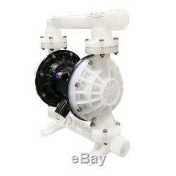 Air-Operated Double Diaphragm Pump- 37GPM, 1.5'' Inlet & Outlet, 1/2'' Air Inlet