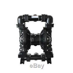 Air Operated Double Diaphragm Pump 94.6GPM 1/2'' Air Inlet Aluminium & Buna-N