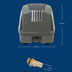 Air Pump, HAP-120 Hailea Hiblow Diaphragm Pump Aquarium Hydropomic KOI Fish
