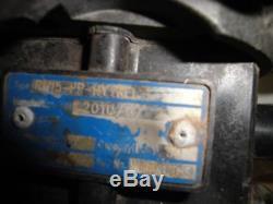 Air operated diaphragm pump RW15-HYTREL / MORAK 12065