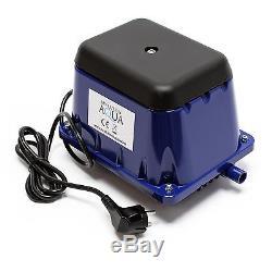Air pump Airtech 95 50W max. 5700l/h aluminium housing diaphragm pump aerator