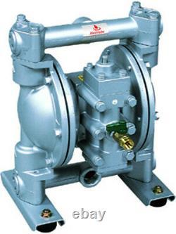 Alemlube Diaphragm Pump 3/4 Air Operated Flow Rates up to 100LPM (ALE-20BAH)