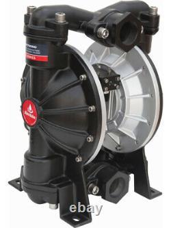 Alemlube El Series Diaphragm Pump 2 Air Operated. Body Aluminium (DP70050)