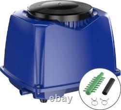 AllPondSolutions Outdoor Garden Fish Pond Water Oxygen Air Pump Oxygenator 120/M