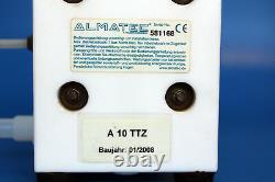 Almatec A10TTZ Air Operated Double Diaphragm Pump A Series