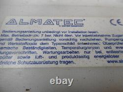 Almatec Air Operated Diaphragm Pump - Ecolab - Cubus15eee