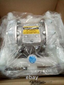 Amazon-Commercial Double Diaphragm Transfer Pump 1/2 13GPM Polypropylene Air