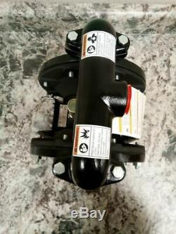 Aro 666100-362-C 35 Max GPM 120 Max PSI Air Operated Double Diaphragm Pump