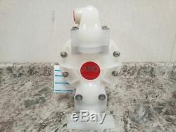 Aro 6661AJ-3EB-C 1 In NPT Inlet/Outlet Air Operated Double Diaphragm Pump