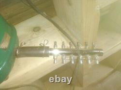 Blagdon koi air 50 +12 branch manifold