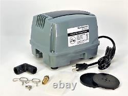 Blue Diamond Pumps ET100+ Plus Septic or Pond Linear Diaphragm Air Pump with