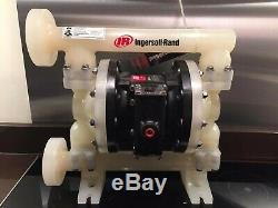 Brand new- unused 1 Ingersoll Rand ARO Air Operated Double Diaphragm Pump