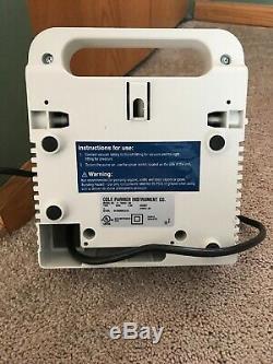 Cole-Parmer Air diaphragm vacuum/pressure pump, 0.37 cfm, 115 VAC