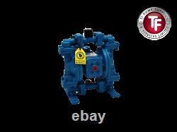 Compatible Sandpiper S05B1A2TABS600 Air Diaphragm Pump 1/2 BSP(AL/PTF/PTF/PTF)